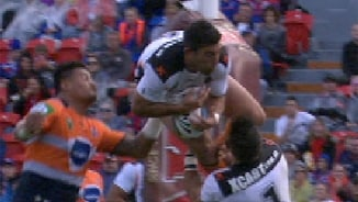 Rd 13: Knights v Wests Tigers (1)