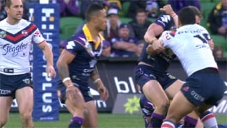Rd 13: Storm v Roosters (2)
