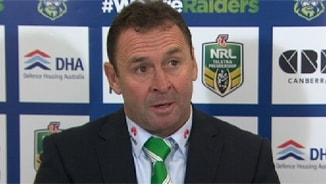 Rd 13 Press Conference: Raiders