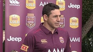 Slater remains hopeful for Origin ll