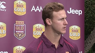 DCE out to prove his fitness