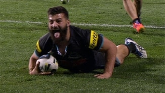 Rd 14 Magic Moment: Panthers v Dragons