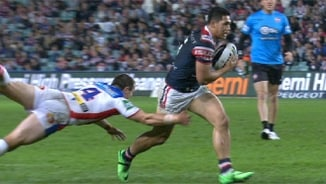 Rd 14 Magic Moment: Roosters v Knights
