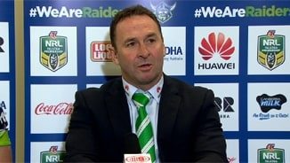 Rd 15 Press Conference: Raiders