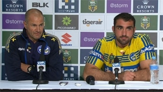 Rd 15 Press Conference: Eels