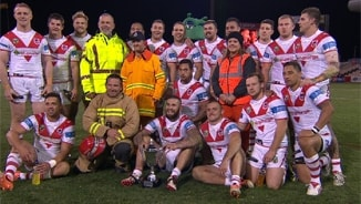 Rd 16: Dragons v Storm (Hls)