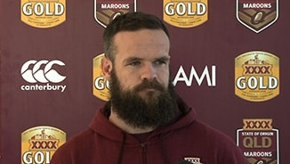 Origin series loss hurts Myles