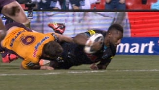 Rd 18: Panthers v Broncos (2)