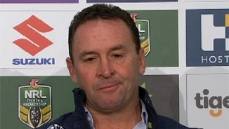 Rd 19 Press Conference: Raiders