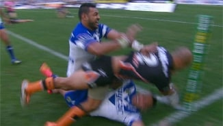 Rd 19 Magic Moment: Wests Tigers v Bulldogs