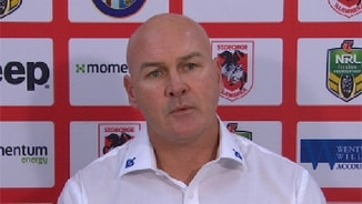 Rd 19 Press Conference: Dragons