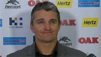 Rd 20 Press Conference: Panthers