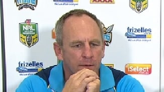 Rd 20 Press Conference: Titans