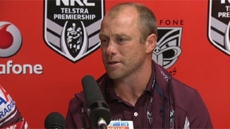 Rd 20 Press Conference: Sea Eagles