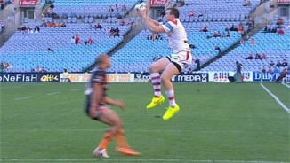 Rd 20 Magic Moment: Wests Tigers v Dragons