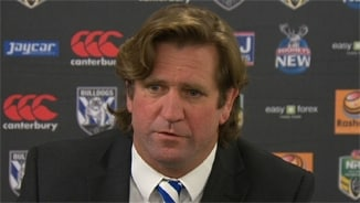 Rd 21 Press Conference: Bulldogs