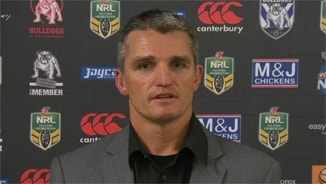 Rd 21 Press Conference: Panthers