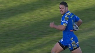 Rd 21 Magic Moment: Sharks v Eels