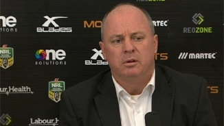Rd 21 Press Conference: Sharks