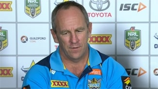 Rd 21 Press Conference: Titans
