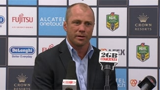 Rd 22 Press Conference: Sea Eagles