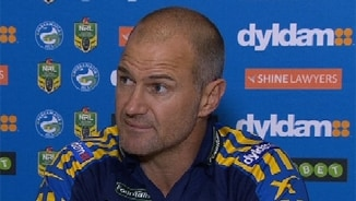 Rd 22 Press Conference: Eels