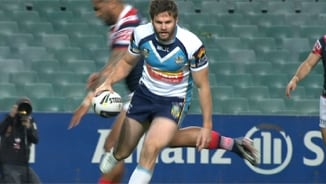 Rd 22: Roosters v Titans (1)