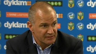 Rd 23 Press Conference: Eels