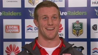 Rd 23 Press Conference: Dragons