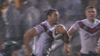 Rd 23: Wests Tigers v Roosters (Hls)