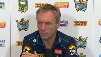Rd 23 Press Conference: Titans