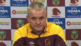 Rd 24 Press Conference: Broncos