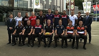 2014 Holden Cup Team of the Year