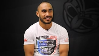 Thomas Leuluai profile interview