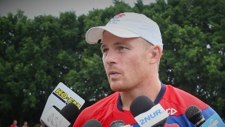 Press Conference: Beau Scott on Round One