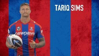 Profile - Tariq Sims