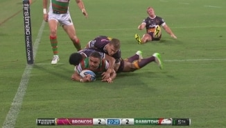 Rd 1: TRY Dylan Walker (28th min)