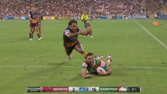 Rd 1: TRY Greg Inglis (47th min)