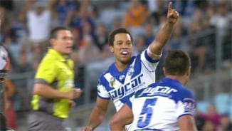 Rd 4 Magic Moment: Wests Tigers v Bulldogs