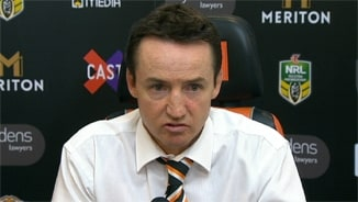 Rd 4 Press Conference: Wests Tigers