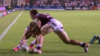 Rd 4: Dragons v Sea Eagles (1)