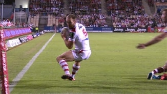Rd 4 Magic Moment: Dragons v Sea Eagles