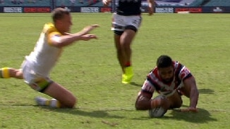 Rd 4: Roosters v Raiders (2)