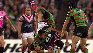 NRL Judiciary Code - Dangerous Throw