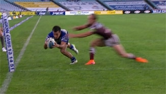 Rd 7: Bulldogs v Sea Eagles (Hls)