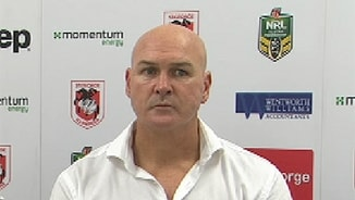 Rd 7 Press Conference: Dragons