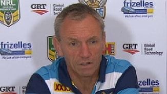 Rd 7 Press Conference: Titans
