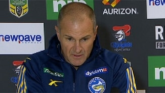 Rd 7 Press Conference: Eels