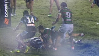 Rd 7: Sharks v Rabbitohs (Hls)
