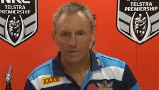Rd 8 Press Conference: Titans